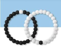 Black and White Lokai Set
