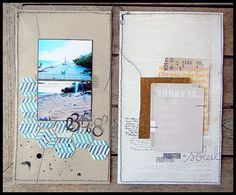 Beautiful pages by Célia