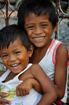 smiles from the Philippines