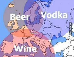 Yea its true, my country is alcoholic af.
