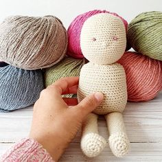 curso básico de crochet para principiantes - Ahuyama Crochet Easy Knitting, Knitting Patterns Free, Sewing Patterns, Stuffed Animal Storage, Cute Stuffed Animals, Learning To Embroider, Bird Free, Seed Stitch, Knitted Headband