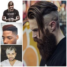 2017 Hairstyles for Men   Haircuts, Hairstyles 2016 / 2017 and Hair colors for short long & medium hair
