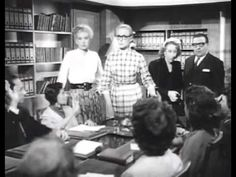 """""""La Mejor del Colegio"""" ~1953 - YouTube"""