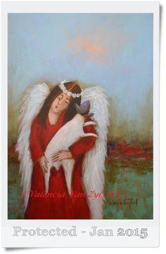 Valencia Van Zyl Photo, Fine Art, Painting, Art, Angel