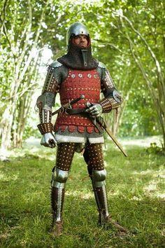 14th Century Knight: 100 yr war