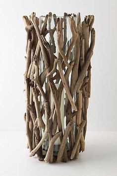 "30 Ideas ""Driftwood"" para decorar tu hogar con madera de playa. 