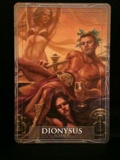 titans and Gods oracle deck - Google Search