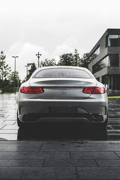 envyavenue:  Mercedes-Benz S500 Coupe