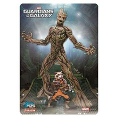 Dragon Models Guardians of the Galaxy Baby Groot http://geekxgirls.com/article.php?ID=3259