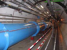 Le LHC (CERN) passe les 100 millions de collisions par seconde
