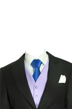 7 diferentes plantillas de trajes para hombre | Recursos Photoshop