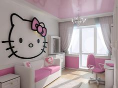 Cute idea for girls room!