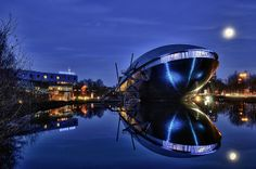 Universum Bremen science centre – Bremen, Germany- Can't believe I'll be on this campus this summer.