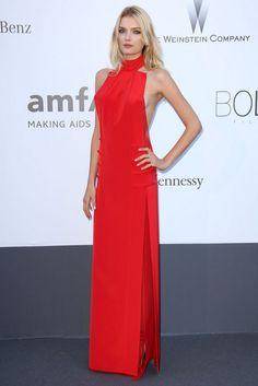 lily donaldson amfar red carpet - Google Search