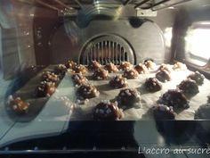 L'Accro au sucre a un blog: Mes chouquettes au chocolat Lindt!