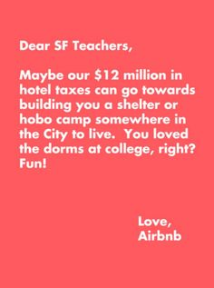 The Political Impact of the Airbnb ad Fail