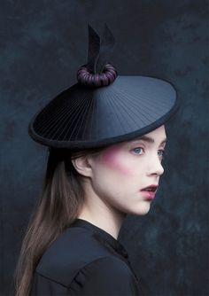 Minnie by Sophie Beale Millinery