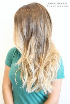 Claire you should do this this summer :) itll be grown out by from you trimming it. It would look so great on your perm