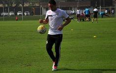 Ricardo Oliveira e Braz trocam folga por treinos de olho em volta ao Santos  http://santosfutebolarte.omb10.com/SantosFutebolArte/placar-de-palmeiras-x-santos