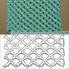 Descubra como milhares de mulheres e homens estão ganhando dinheiro vendendo cro Crochet Stitches Chart, Crochet Shell Stitch, Bobble Stitch, Crochet Motifs, Crochet Dishcloths, Crochet Flower Patterns, Crochet Diagram, Tunisian Crochet, Crochet Squares