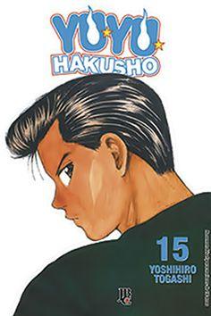 ☛ Yu Yu Hakusho 15 WISH KID COMIC SHOP FRETE GRÁTIS PARA TODO BRASIL! www.wishkid.com.br