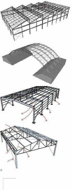 Çelik Konstrüksiyon Ev Fabrika Yapılan işler – Çok İyi Abi