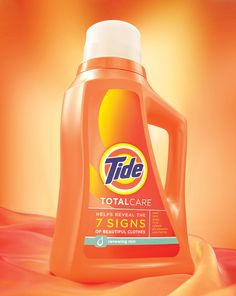Tide Laundry Soap (USA)