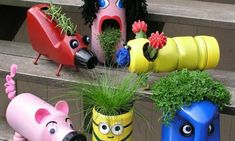 Easy DIY Kid-Inspired Planters - Home Tips & Advice | mom.me