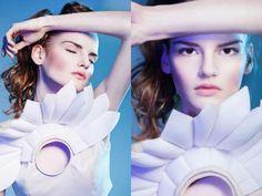 photo: Jakub Kaźmierczyk  model: Gabriela Relikowska (ECManagement)  make up: Agata Zabielska  fashion designer: Lidia Sajdak  stylist: Ewa Michalik