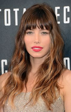 jessica biel's hair is always amazing