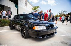 Project Fox Mustang - Feeling Out the Suspension/Brakes (Mulholland High...