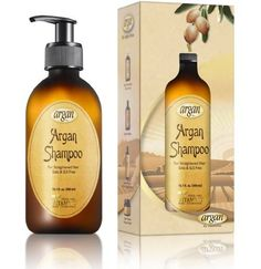 Unique Argan Shampoo for Straightened Hair - evidenced when Straightening, Smoothing, Paraben Free elucidative Shampoo.