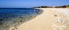 Beach Brničevica - Gajac - Island Pag - Lika - Croatia