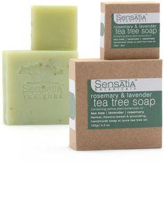 sensatia botanicals - rosemary & lavender