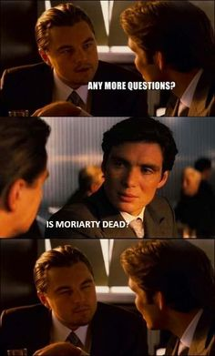 C'mon, Christopher Nolan must have all the answers, right?!