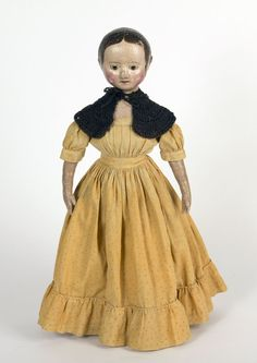 83.547: doll | Dolls from the Nineteenth Century | Dolls | National Museum of Play Online Collections | The Strong