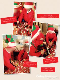 Rock My Classroom – Irresistible early Years ideas for your indoor and outdoor provision…. Christmas Activities For Kids, Preschool Christmas, Christmas Crafts, Christmas Ideas, Christmas World, Christmas Images, Woodland Christmas, Winter Christmas, L Elf