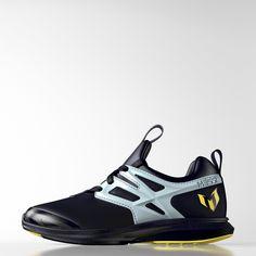 buy online 2a8a9 081d7 adidas Zapatos de Entrenamiento Messi Niños - Grey   adidas Mexico Zapatos  De Entrenamiento, Moda