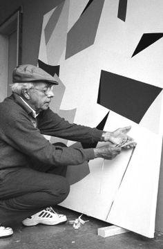 """""""Réserve d'inspirations"""": """"Le peintre Marcel Barbeau"""" Marcel Barbeau, In Memorium, Canadian Artists, Oeuvre D'art, Yorkie, Contemporary Art, Memories, Spaces, Pop"""