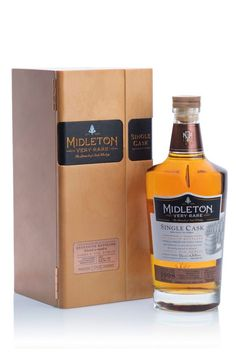 Midleton Very Rare Single Cask #34834 (1998) - James Fox | The Whiskey Companion Irish Whiskey Brands, Rare Names, Pot Still, Coffee Roasting, Distillery, Toffee, Coffee Beans, Bourbon, Vodka Bottle