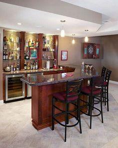 50  Home Bar Design Ideas_5