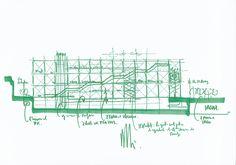 Centre Georges Pompidou  Paris, France, 1971/1977  Renzo Piano