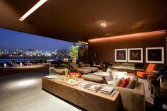 Roberto Migotto Arquitetura. Look at that view