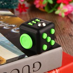Fidget cube the stress reliever