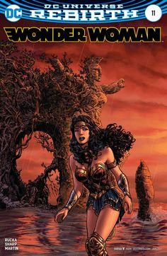 Wonder Woman (2016) #11 #DC @dccomics #WonderWoman (Cover Artist: Laura Martin & Liam Sharp) Release Date: 11/23/2016