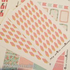 Another sneak peak of what's soon to come #happyplanning  #planneraddict #plannergoodies #plannersupplies #targetdollarspot #plannercommunity #planneraddict #plannernerd  #plannerstickers #plannersociety #plannerlove #plannerdividers #erincondren #lifeplanner #eclp  #filofax #katespadeplanner #happyplanner  #fruitfulplanner #prayer #inkwellpressplanner #carpediemplanner  #washiaddict #Biblejournaling #washitape #washi by myartsiecreations