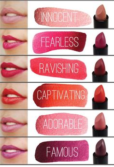 lipstick colour for thick lips