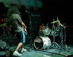 """ROCK EXPRESS """"Brujeria em São Paulo – Live, 09 de Março de 2014"""" (Lucas Amorim; 13 mar 14; SP) / Para a abertura do evento a responsabilidade foi passada aos paulistas do TEST, que deram uma aula de Grindcore, com composições ultra pesadas do duo mais casca grossa da música paulista."""