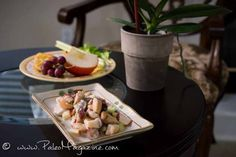 Paleo and AIP Chicken Salad Recipe With Grapes, Apple, and Celery http://paleomagazine.com/aip-chicken-salad-recipe-paleo #paleo #gf #glutenfree #recipe #diet