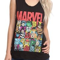 Marvel Universe Heroes & Villains Top